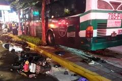 內湖公車司機打瞌睡釀死傷 北市要求確認健檢紀錄