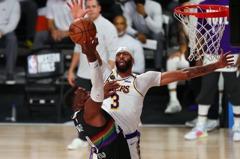 NBA/只搶到2個籃板創難堪紀錄 AD:必須做得更好