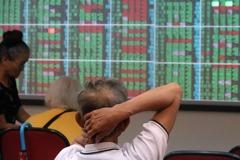 台股回測季線 跌61點收12,583