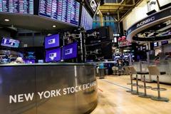 美股收漲 科技股拉抬助攻