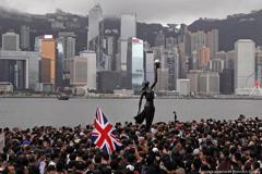申請政治庇護趨勢升 英國成香港示威者「逃生門」