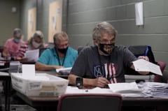 「9張有7張投川普」 司法部調查遭扔棄選票聲明挨轟