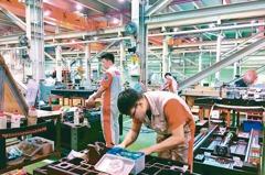 我國製造業PMI連三升 六產業全熱