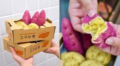 出爐就秒殺!台北中山「地瓜麵包」超搶手,韓系手撕麵包50元有找