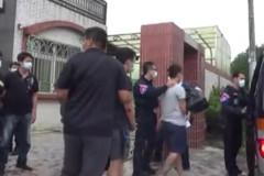 影/豪宅詐騙基地被攻堅 嫌犯急丟手機進鹽酸桶