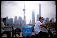 新冠肺炎疫苗可望問世 世銀估大陸明年GDP增長7.9%