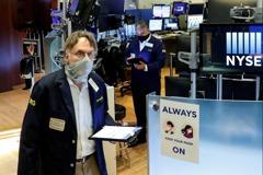 紓困方案有影!美股早盤漲逾百點 但9月月線仍將收黑