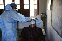 印度確診數續增 治癒率逾8成3