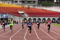 田徑/新北城市盃 楊俊瀚100公尺拚本季最佳