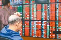 台股開高一度漲逾158點 突破12,700點大關