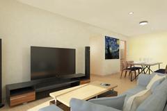 明倫社會住宅3房型租金逾4萬挨轟 柯文哲:設計太豪華了
