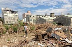 荒廢地綠美化 國產署、新北市合作打造休憩綠地