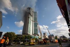 南韓蔚山33層大樓成火柱…頂樓戶幾乎絕望 昏迷前看到「戴安全帽的神明」