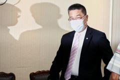黑鷹完成接收 徐國勇慰勉空勤總隊