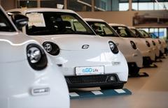 歐洲電動車今年銷售估大增兩倍 車廠拚達成減排規定