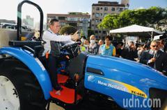 亞洲最大農業機械展 10月17日桃園青埔登場