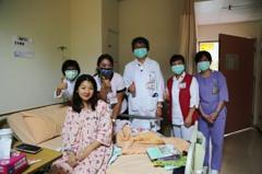 少子化 但台南有位「國慶寶寶」媽媽勇生5胎都是男嬰