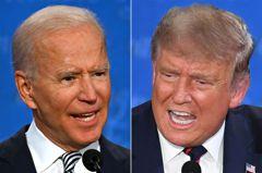 美總統大選最新全國民調 拜登仍維持2位數領先