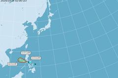 又有颱風將生成!彭啟明:有機會為台灣帶來水氣