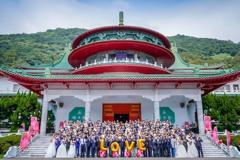 百對新人聯合婚禮「午宴發台鐵便當」 台電急道歉:每對發2千補貼
