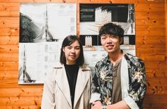 讓颱風發電!科大建築系「氣旋捕者」獲美國IDEA銀獎