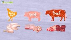 白肉比紅肉更健康?營養師的答案可能讓你超意外