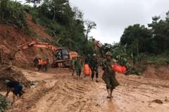 越南土石流活埋22官兵 倖存者:無助與心碎