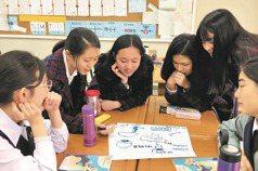 聖心女中林佳紋導入英文小說閱讀課 提升學生素養能力