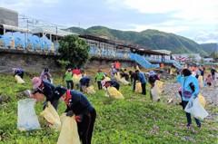 台1線屏東枋山海岸熱點 淨灘清出552公斤垃圾