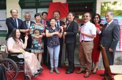 治療脊髓空洞症 醫師林志隆成立協會助病友