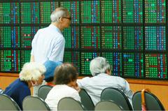 台股跌破季線 台積電等權值股紛紛回測季線關卡