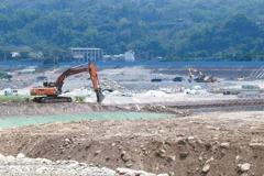 鳥嘴潭人工湖成南投最大營建汙染源 設專案辦公室監控