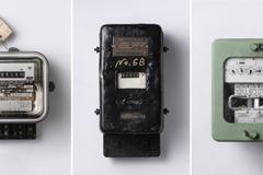 台電文資特展登場 百歲老電表最吸睛
