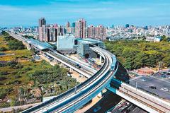 沿捷運搶地 台中八大重劃區吸金4百億