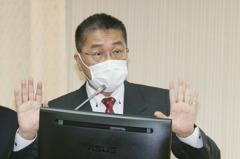 江啟臣批治安會報1年未開 徐國勇:該開還是要開