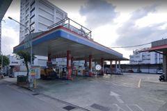 中油瓦斯加氣站氣體外洩 土城大安路雙向封閉300公尺