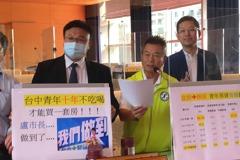 台中年輕人10年不吃不喝才買得起房 副市長:我花了15年