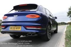 影/Bentley Bentayga入門V8動力真的夠嗎?