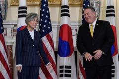 誰都不得罪!南韓外長在華府造訪川普與拜登陣營