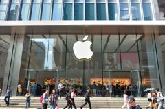 鼓勵美國員工到大陸出差 蘋果祭一天1.4萬元獎金