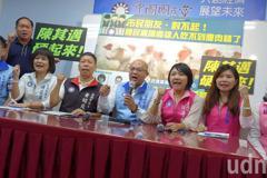 藍營要市長硬起來拒萊劑 陳其邁:尊重中央、依法行政