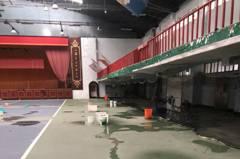 漏水克難打網球 基隆將花6千萬整建北部網球培訓中心
