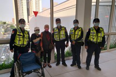 台中捷運試營運首日傳老婦迷途 捷運警察10分鐘找到人