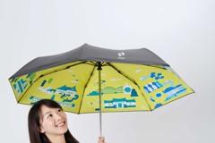 中捷粉絲得償所願 小綠綠、晴天傘開賣啦!