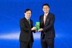 元太ESG績效有成 連4年獲台灣企業永續獎