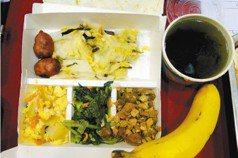 基隆學校營養午餐限國產豬 試劑抽驗業者違規最重解約