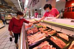 大陸官方:春節期間豬肉價格將上漲