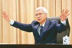 楊金龍寫信給黃天牧幫阻升台幣 央行:絕無密函求救