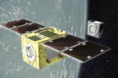 日擬明年發射衛星 清理太空垃圾