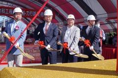 竹北高鐵站到竹科省20分鐘 高鐵橋下第3期工程今動土